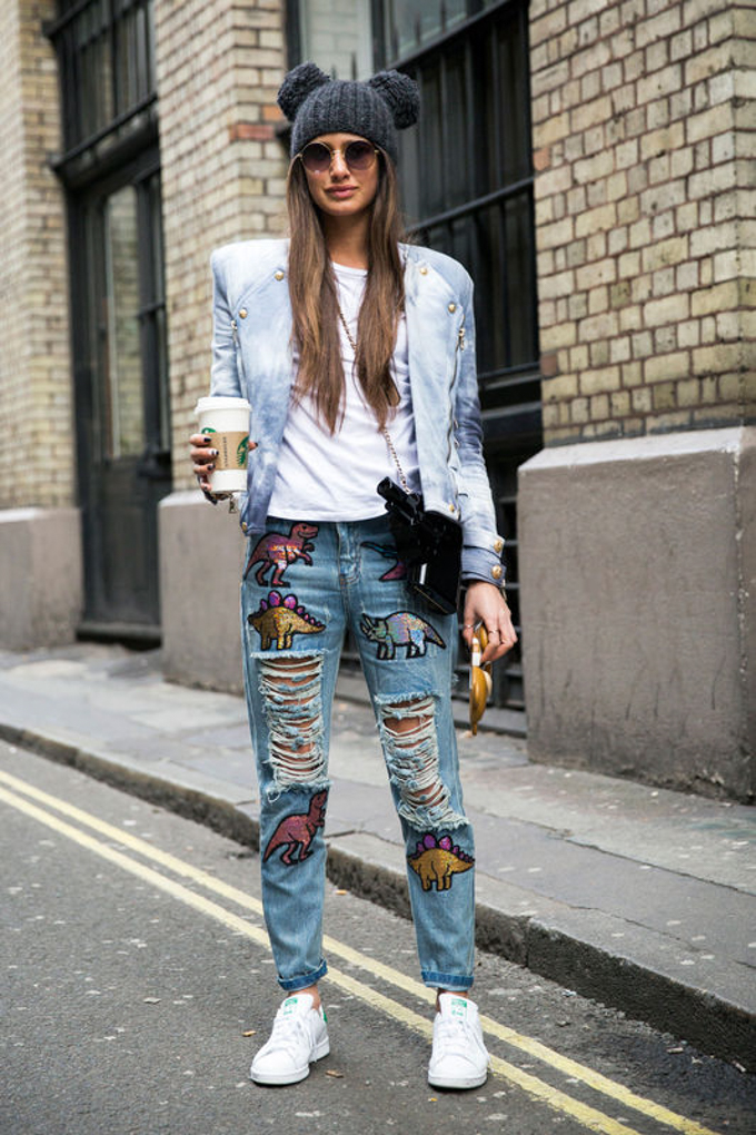 street-fashion-london-fashion-week-jesien-zima-2016-2017-fot-imaxtree