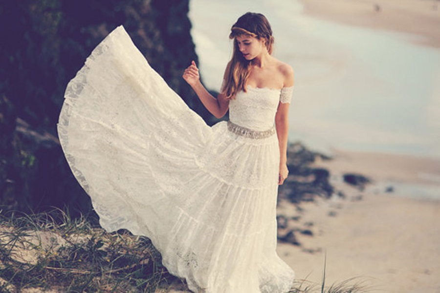 gypsy-boho-wedding-dress