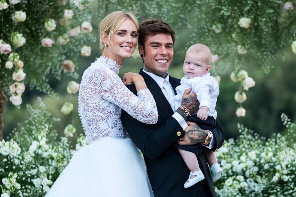 Obsessed With: Chiara Ferragni's Wedding