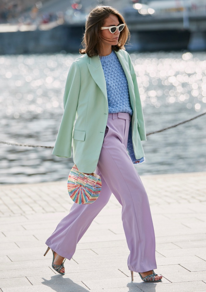 Color-Clash-Mint-Blazer-Lavender-Pants